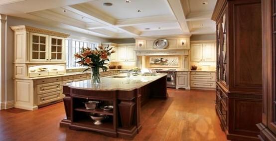 keuken ideeën opdoen klassieke keuken met eiland